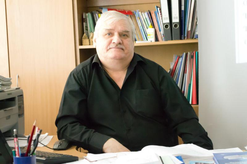 Степанов Борис Владимирович